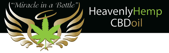 Heavenly Hemp CBD Oil Logo