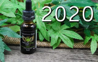 2020 new year with heavenly hemp